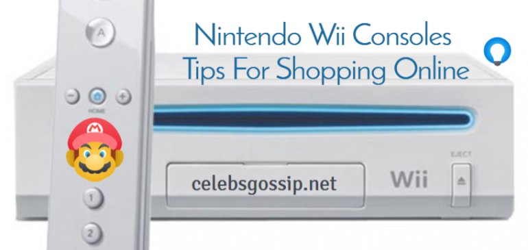 Nintendo Wii Consoles – Tips For Shopping Online