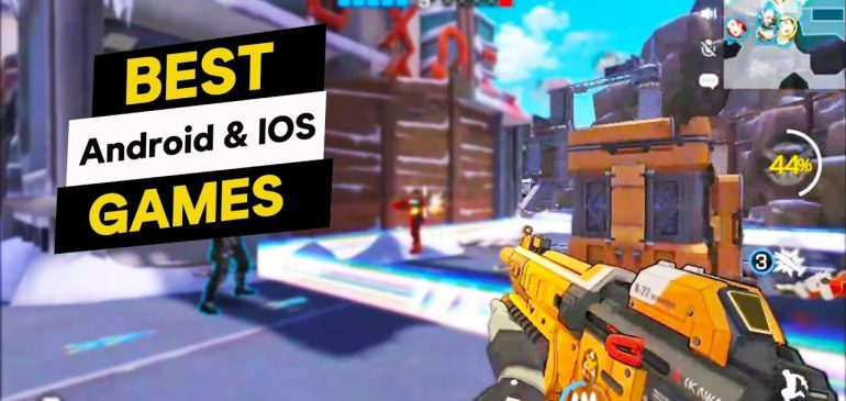Best Android and iPhone Games