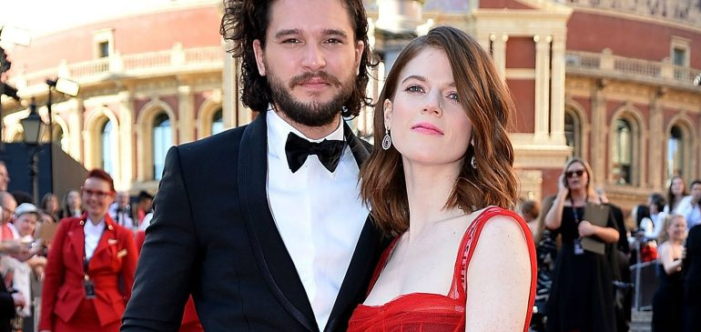Are Emilia Clarke and Kit Harrington an item?